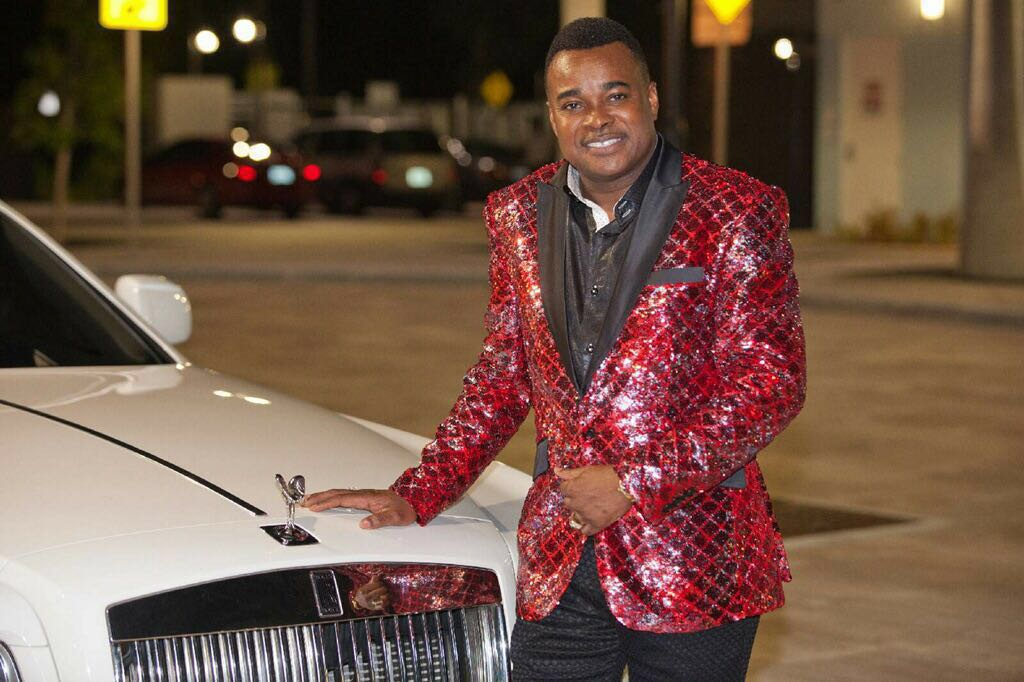 Dr. Apostle Michael Hunter celebrating his 49th Birthday!